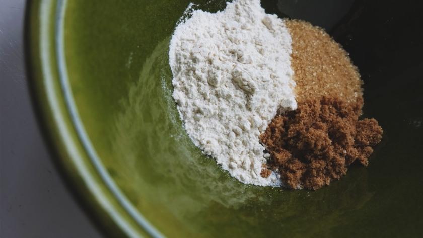mug cake dry